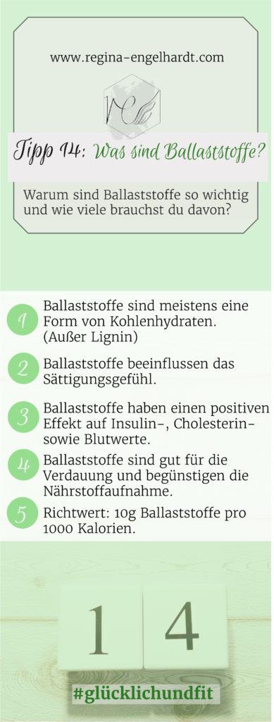 Ballaststoffe