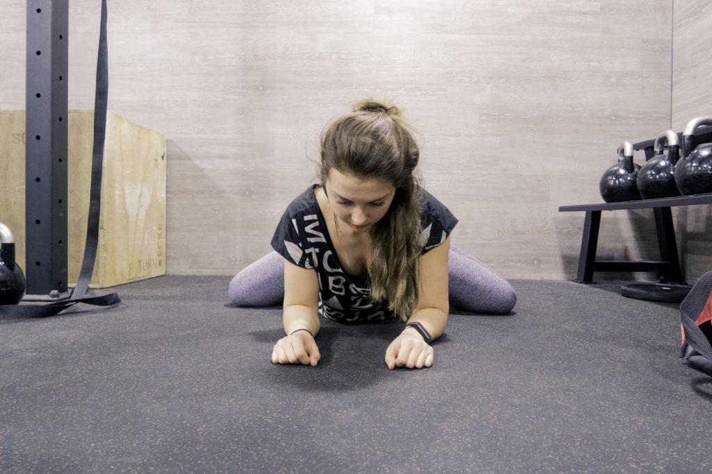 Stretching Routine, Dehnung der Leiste, Hüftbeweglichkeit