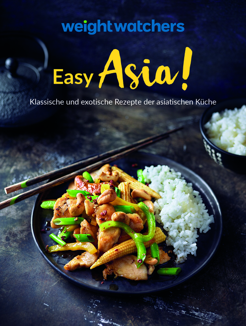 Kochbuch Easy Asia von Weight Watchers